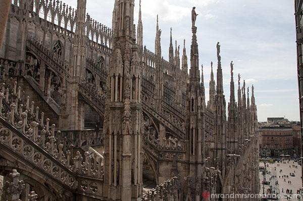 Mr & Mrs Romance in Milan 11