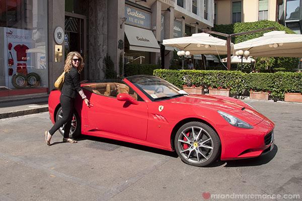 Mr & Mrs Romance in Milan 16