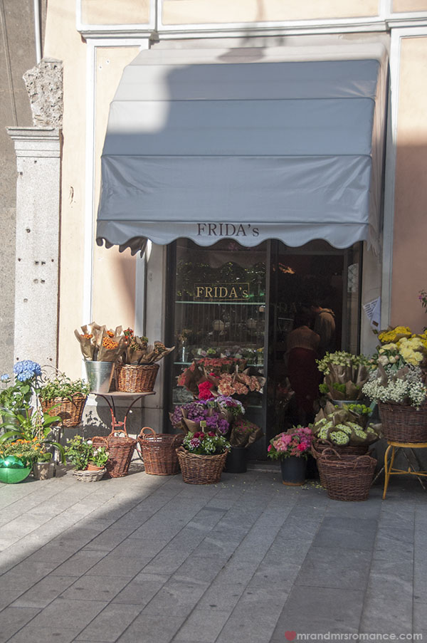 Mr & Mrs Romance in Milan 20
