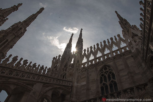 Mr & Mrs Romance in Milan 9