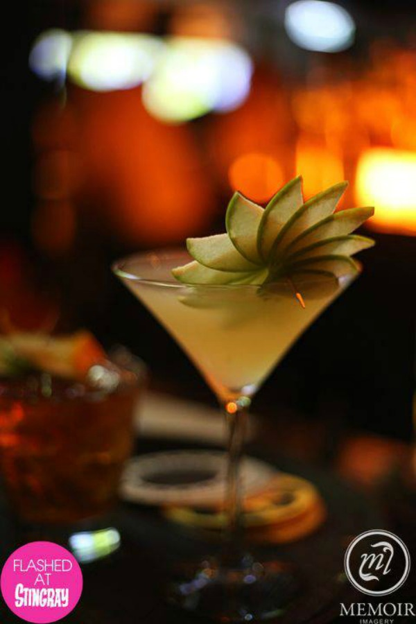 Stingray cocktail