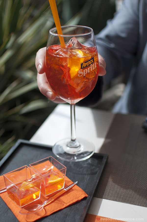 Where To Drink In Milan Terrazza Aperol Mr And Mrs
