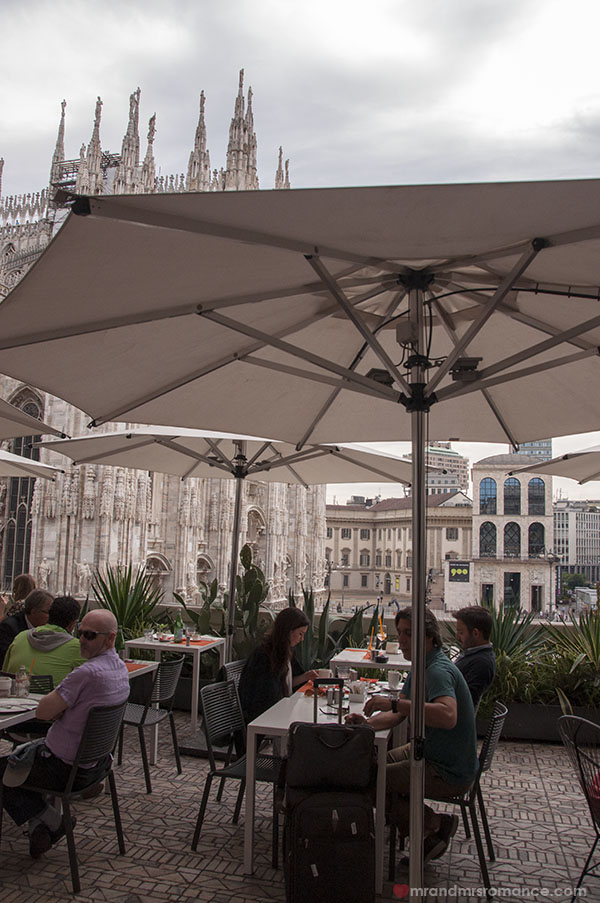 Where to drink in Milan - Terrazza Aperol - Mr and Mrs RomanceMr and ...