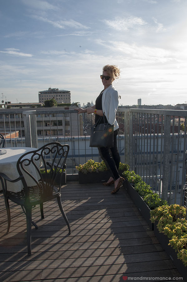 Best Western Hotel Galles Milan - Mrs on the rooftop