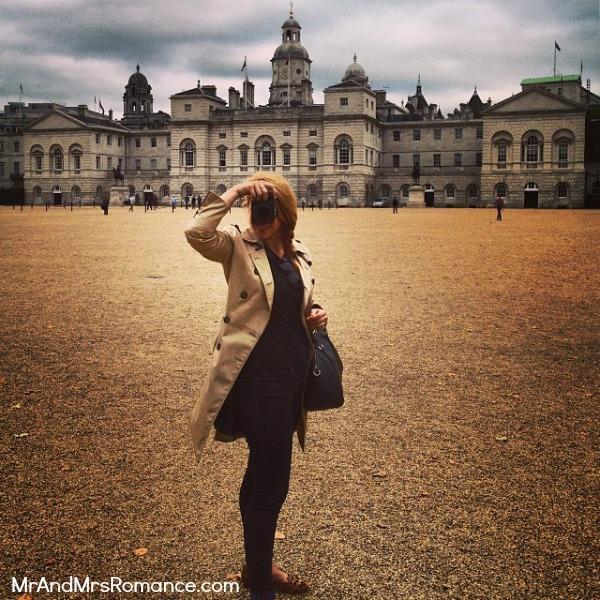 Mr & Mrs Romance - European Romance London - 17 MM12 Horse Guards Parade, London