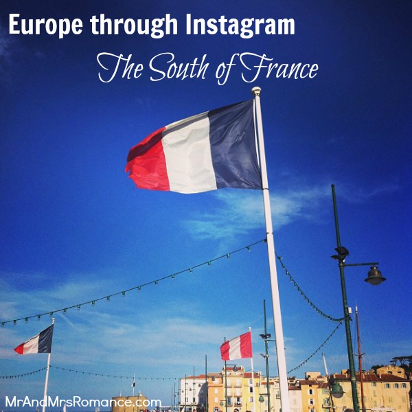 Mr & Mrs Romance - Instagram diary S France - 01 HR 1 title