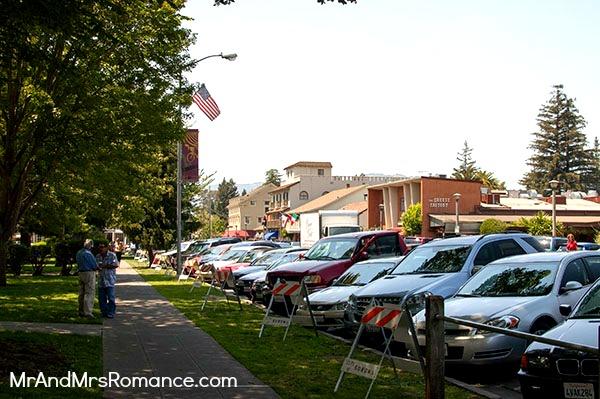 Mr & Mrs Romance - Sonoma - 4 Sonoma parking