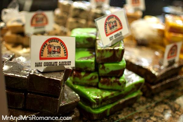 Mr & Mrs Romance - Sonoma - 7 fudge shot