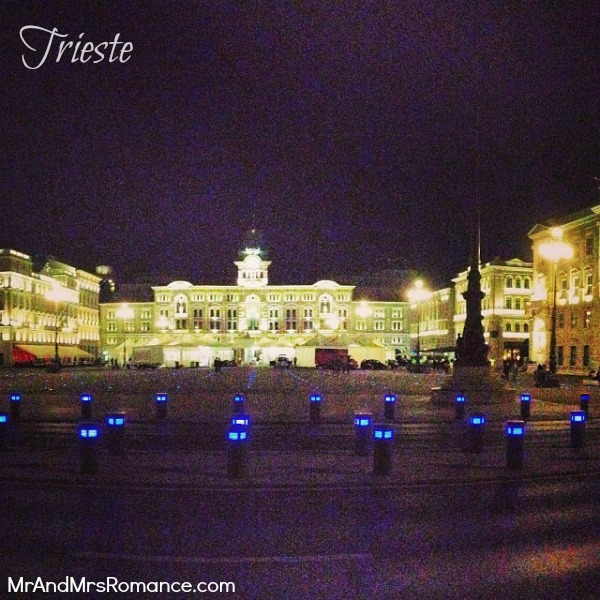Mr & Mrs Romance - Trieste Gorizia Genoa - 01 Trieste piazza