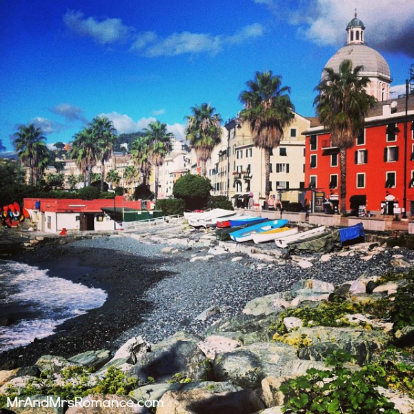 Mr & Mrs Romance - Trieste Gorizia Genoa - 012 Genova waterfront