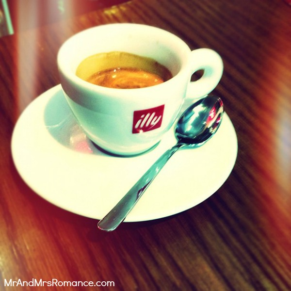 Mr & Mrs Romance - Trieste Gorizia Genoa - 02 illy coffee