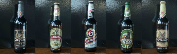 Mr and Mrs Romance - Czech beer review - 2 Beer Collage