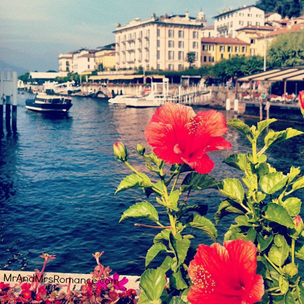 Mr and Mrs Romance - Europe 13 Como - 2 HR 1 Lake Como