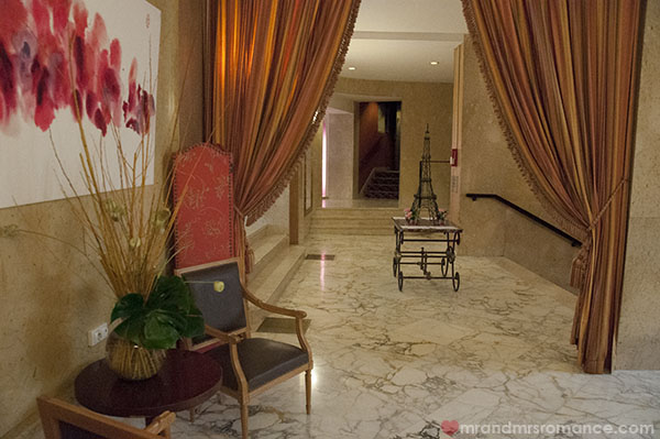 Mr and Mrs Romance - Hotel Littres Paris 5