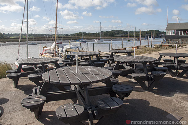 Where to drink - The Rose and Crown Wivenhoe Essex 10