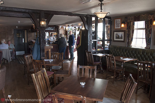Where to drink - The Rose and Crown Wivenhoe Essex 2