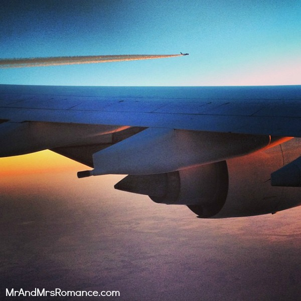 Mr & Mrs Romance - European Romance - 12 MM8 air escort