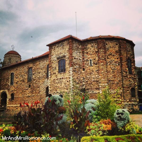 Mr & Mrs Romance - European Romance - 2 MM1 Colchester Castle