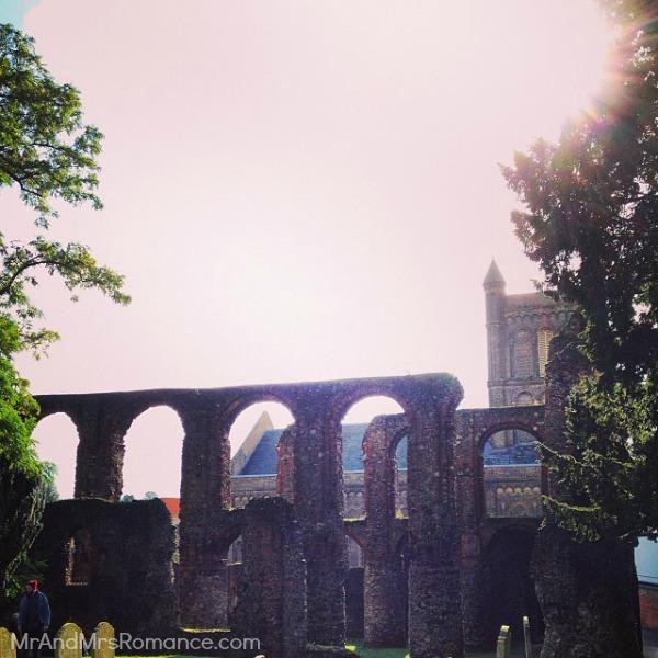 Mr & Mrs Romance - European Romance - 3 MM2 St Botoph's Priory1