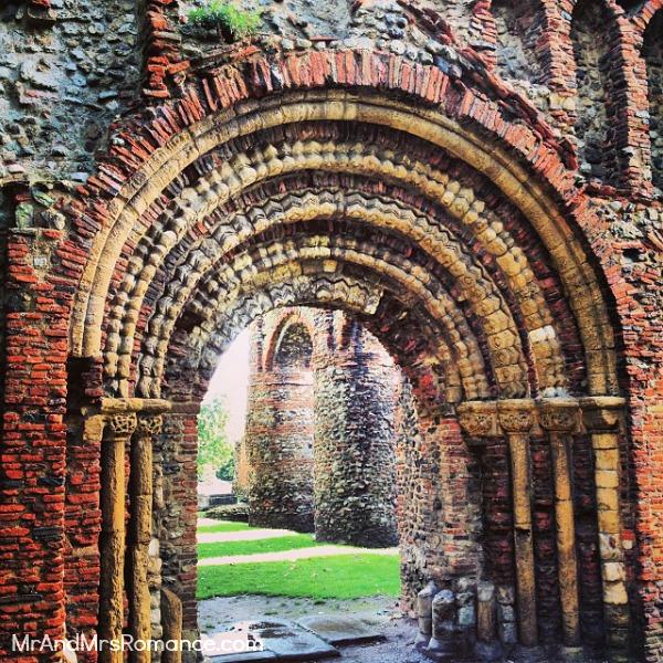 Mr & Mrs Romance - European Romance - 4 MM3 St Botoph's Priory2