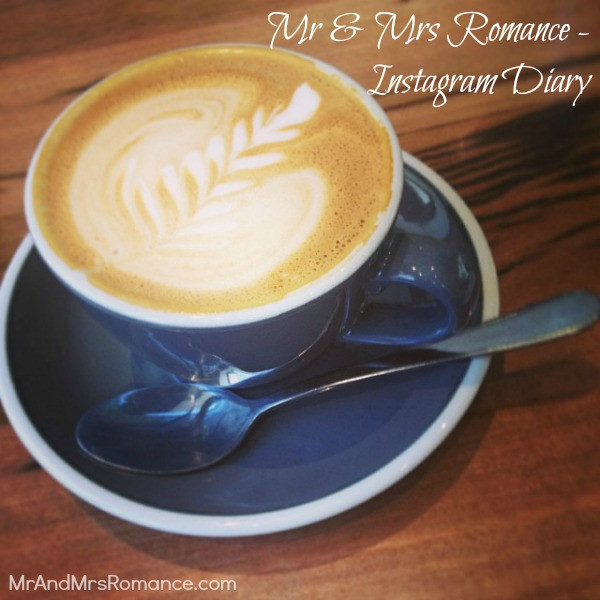 Mr & Mrs Romance - European Romance - MM1 Paramount Coffee 1