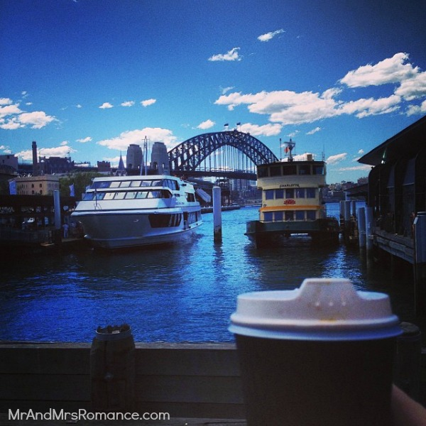 Mr & Mrs Romance - European Romance - MM10 Circular Quay