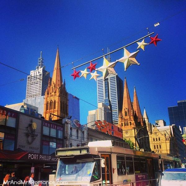Mr & Mrs Romance - Insta Diary - MM12 - Melbourne street