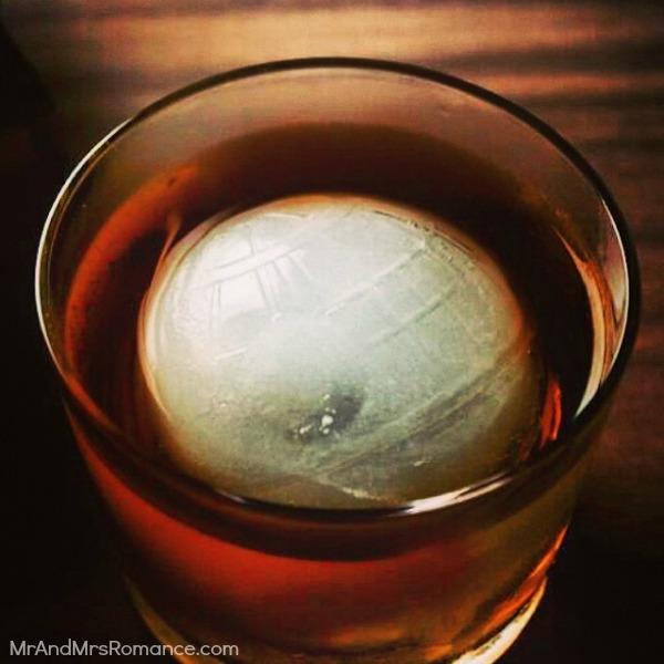 Mr & Mrs Romance - Insta Diary - MM2 death star icecube