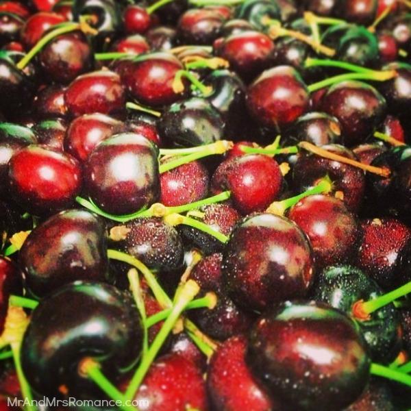 Mr & Mrs Romance - Insta Diary - MM6 cherries!