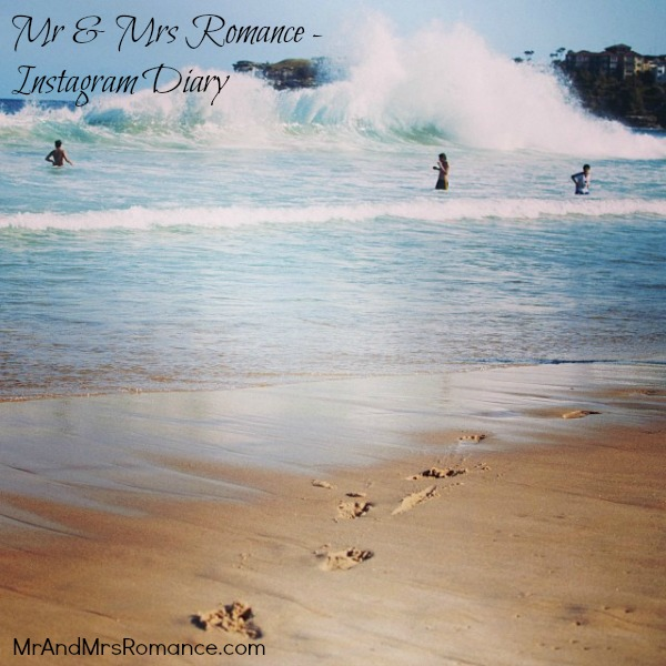 Mr & Mrs Romance - Instagram diary - MM 0 title