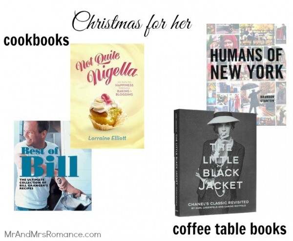 Mr & Mrs Romance - her Christmas - books