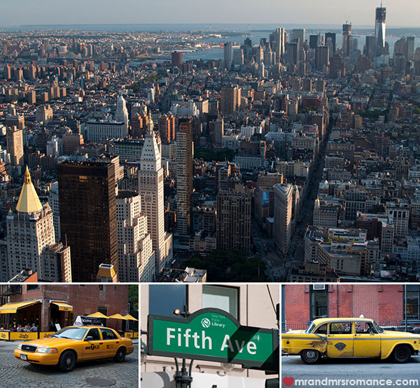 Mr and Mrs Romance - Guide to navigating NYC