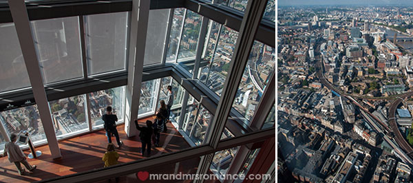 View of London from the Shard 3