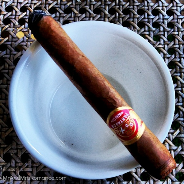 Mr & Mrs Romance - Insta Diary - 12 AB1 Partagas on Friday arvo