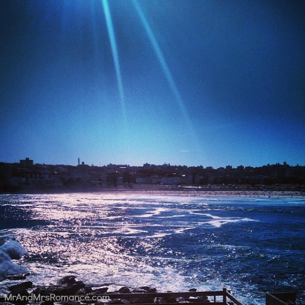 Mr & Mrs Romance - Insta Diary - 14 view from Ben Buckler Reserve, Bondi