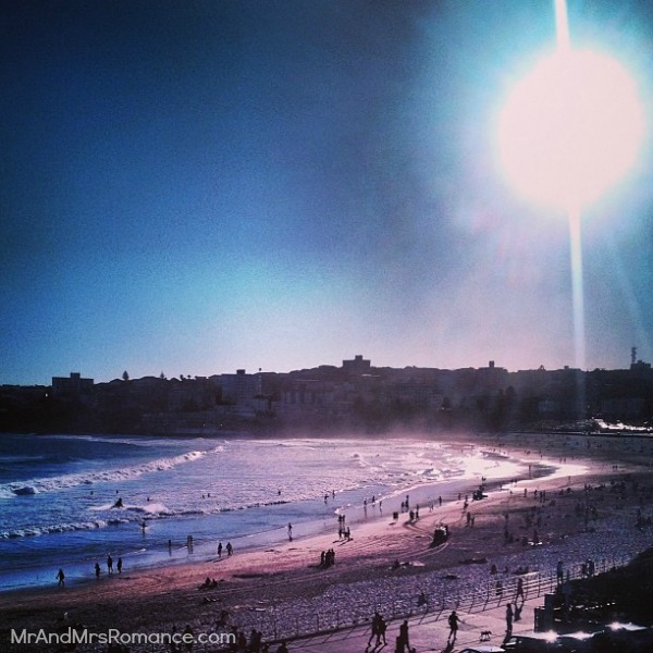 Mr & Mrs Romance - Insta Diary - 15 HR2 North Bondi