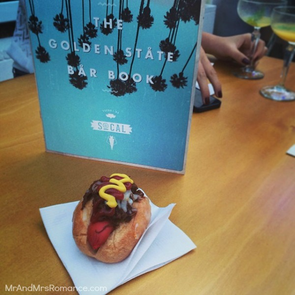 Mr & Mrs Romance - Insta Diary - 6 MM5 SoCal hotdog