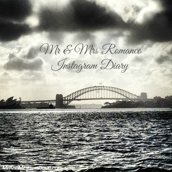 Mr & Mrs Romance - Insta Diary - AB1 Sydney Harbour