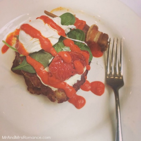 Mr & Mrs Romance - Insta Diary - MM16 Mrs R's brunch at Kazbah