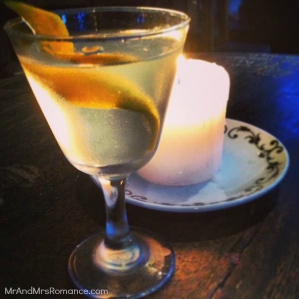 Mr & Mrs Romance - Insta Diary - MM2 Four Pillars martini