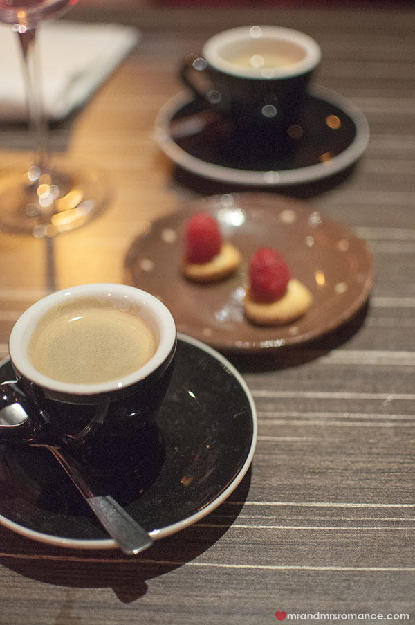 Mr and Mrs Romance - La Table du Pol - Coffee