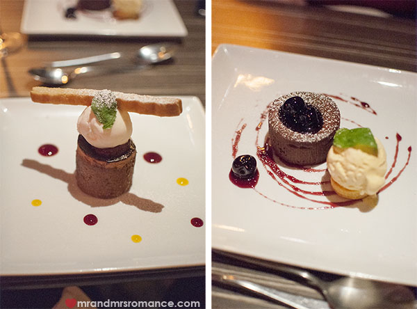 Mr and Mrs Romance - La Table du Pol - Dessert