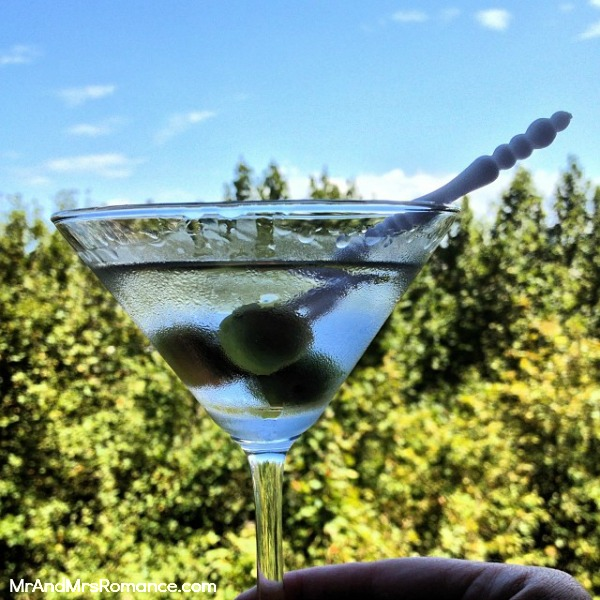 Mr & Mrs Romance - Insta Diary - 12 martini o' clock this friday