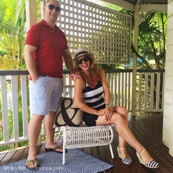 Mr & Mrs Romance - Insta diary - 18 our turn for a Styling You Everyday Style challenge