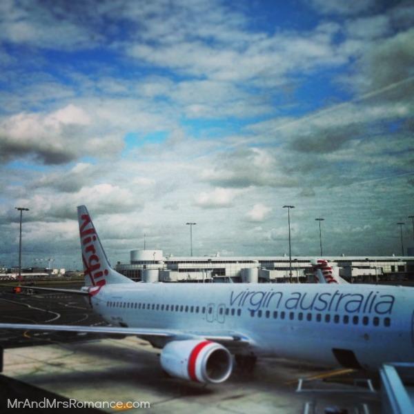 Mr & Mrs Romance - Insta diary - 5 heading to Brisbane