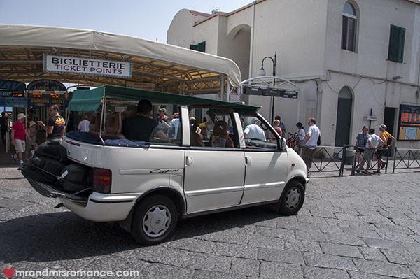 Mr and Mrs Romance - Marina Grande Capri
