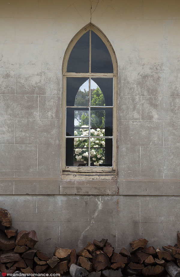 Mr and Mrs Romance - The Old Convent in Orange NSW
