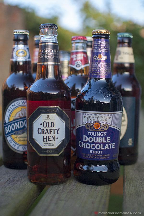 Mr and Mrs Romance - UK beer taster 2