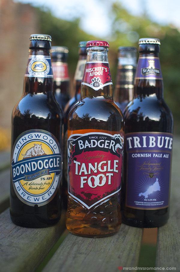 Mr and Mrs Romance - UK beer taster 3