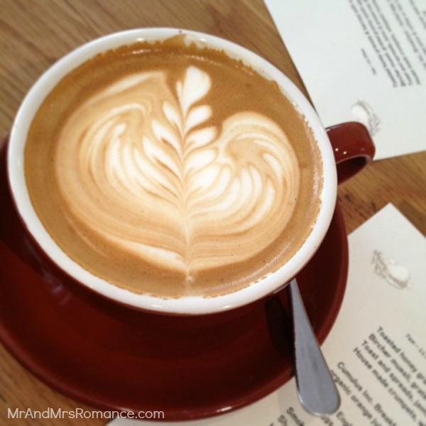 Mr & Mrs Romance - Insta Diary - 8 Melbourne coffee